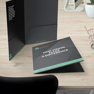 Picture of 9x12 Presentation Folders