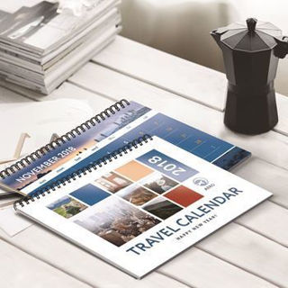 Picture of 8.5x11 Calendars